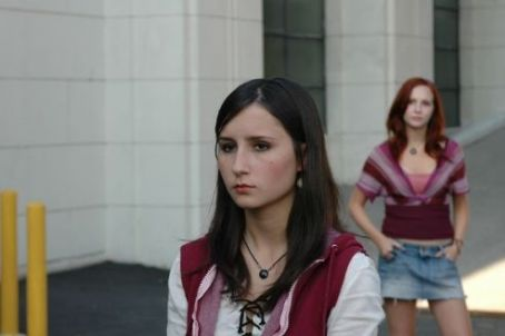 Candice Accola Chloe Domont as Courtney with  as Melody in Your Half Media Group 'On the Doll.'