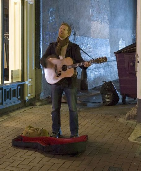 Glen Hansard  in Fox Searchlight Pictures' Once - 2007