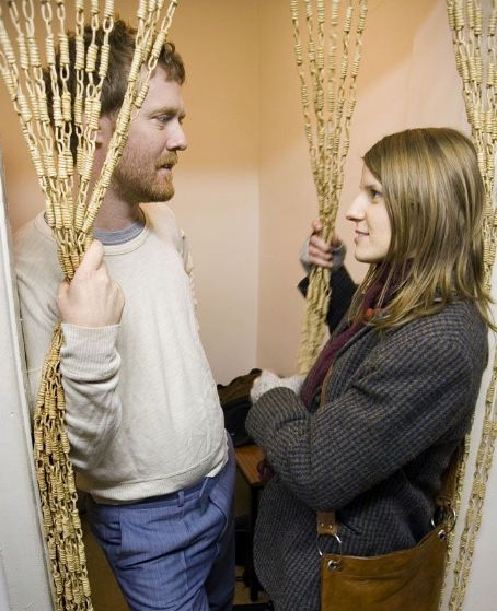 Glen Hansard  and Marketa Irglova in Once - 2007