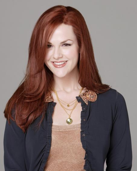 Less Than Perfect Sara Rue -  Photoshoot