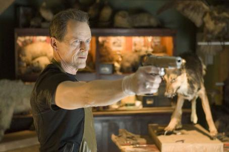 "Stephen McHattie  stars as ""Hammerson"" in New Line Cinema's action thriller SHOOT 'EM UP. Photo Credit: James Dittiger/New Line Cinema"