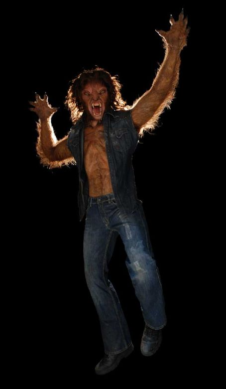 Skinwalkers Own Your Very Own Life-Size Skinwalker!