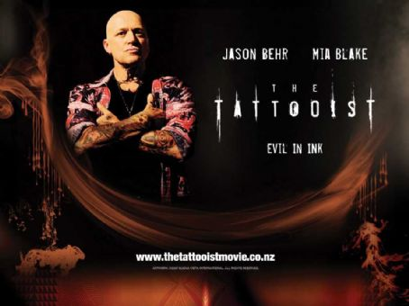 Michael Hurst The Tattooist Wallpaper