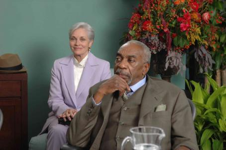 Lee Meriwether Mr. Ted Hamilton, played by Bill Cobbs, and Miss Hastings, played by , hope that Jason will understand his grandfather's gift. 2006 TCFHE. All Rights Reserved.