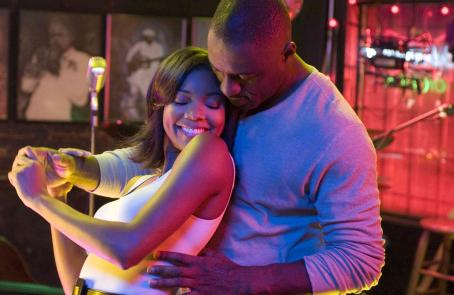 Daddy's Little Girls Julia (Gabrielle Union) and Monty (Idris Elba) in TYLER PERRY'S DADDY'S LITTLE GIRLS. Photo credit: Alfeo Dixon