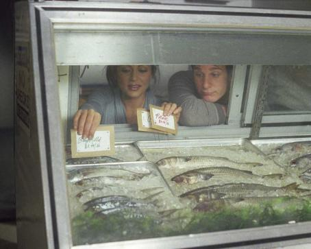 Cerina Vincent Marisa and Jake in Cooler:  as Marisa and Jay Jablonski as Jake in EVERYBODY WANTS TO BE ITALIAN, directed by Jason Todd Ipson. Courtesy of Roadside Attractions