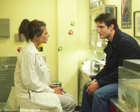 Cerina Vincent Marisa and Jake in Vet:  as Marisa and Jay Jablonski as Jake in EVERYBODY WANTS TO BE ITALIAN, directed by Jason Todd Ipson. Courtesy of Roadside Attractions