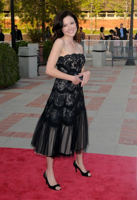 Reiko Aylesworth  - JC Penny Asian Excellence Awards 2008 In Royce Hall UCLA Campus, 23.04.2008.
