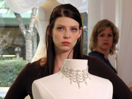 Amber Benson  star as Elly in Regent Releasing 'Kiss the Bride.'
