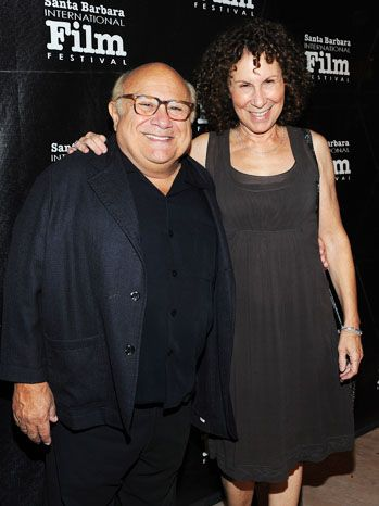 Danny DeVito & Rhea 'We're Still Together