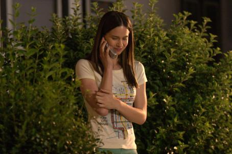 Katherine Waterston  stars in Peace Arch Releasing 'The Babysitters.'