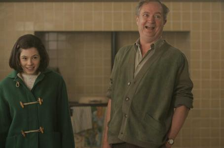Elaine Cassidy Left:  as Sandra. Right: Jim Broadbent as Arthur Morrison. Photo by Giles Keyte © 2006 Father Features Limited, courtesy Sony Pictures Classics. All Rights Reserved.