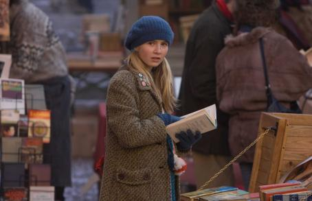 Eliza Bennett ELIZA HOPE BENNETT as Meggie in New Line Cinema's fantasy adventure 'Inkheart,' also starring BRENDAN FRASER, PAUL BETTANY, HELEN MIRREN, JIM BROADBENT and ANDY SERKIS. This film is distributed by Warner Bros. Pictures. Photo: Murray Close