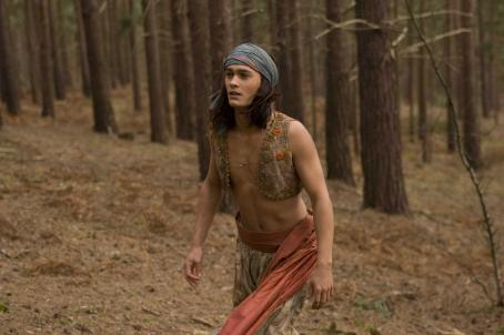 Rafi Gavron RAFI GAVRON as Farid in New Line Cinema's fantasy adventure 'Inkheart,' also starring BRENDAN FRASER, PAUL BETTANY, HELEN MIRREN, JIM BROADBENT and ANDY SERKIS. This film is distributed by Warner Bros. Pictures. Photo: Murray Close