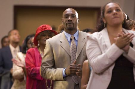 Morris Chestnut  as 'Dave Johnson' in TriStar Pictures' drama NOT EASILY BROKEN. Photo By: Ron Phillips