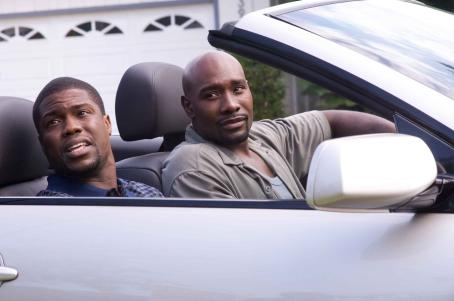 Morris Chestnut Kevin Hart as 'Tree' and  as 'Dave Johnson' in TriStar Pictures' drama NOT EASILY BROKEN. Photo By: Ron Phillips