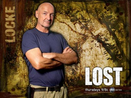 Terry O'Quinn Lost Wallpaper