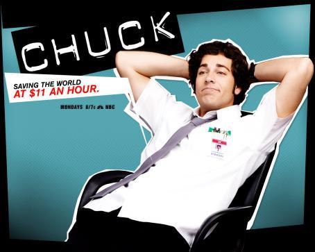 Chuck  Wallpaper