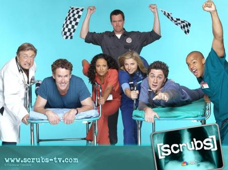 John C. McGinley Scrubs Wallpaper