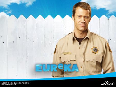Colin Ferguson Eureka (TV Series) Wallpaper