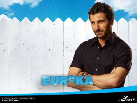 Ed Quinn Eureka (TV Series) Wallpaper