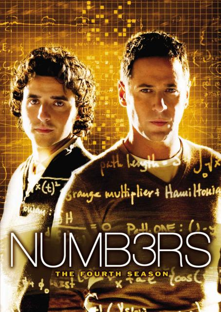 Numb3rs  DVD front.