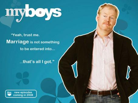 Jim Gaffigan My Boys Wallpaper