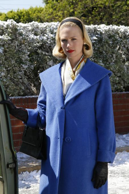 Mad Men January Jones ('Betty Draper') stars in Lionsgate Home Entertainment's : Season One.