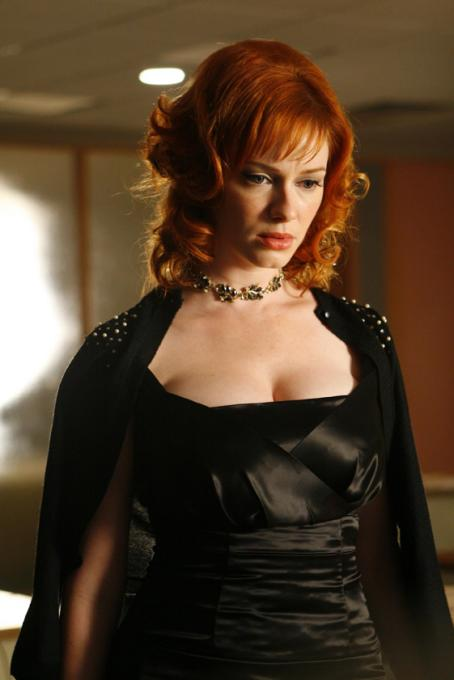 Christina Hendricks ('Joan Holloway') stars in Lionsgate Home Entertainment's Mad Men: Season One.