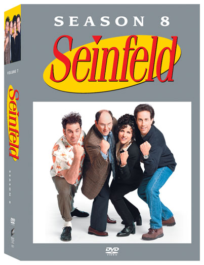 Seinfeld Seinfield DVD Box Art - 2007