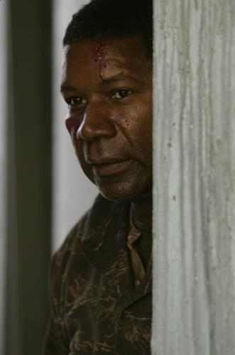The Unit Dennis Haysbert as Jonas 'Snake Doctor' Blane in