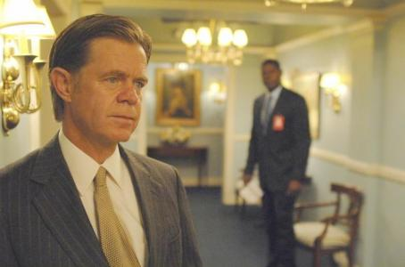 The Unit William H. Macy in the scene of