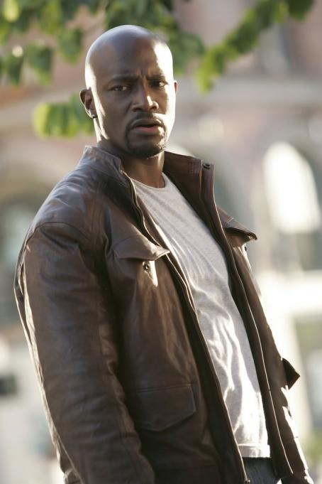 Day Break Taye Diggs as Brett Hopper