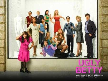 Eric Mabius Ugly Betty Wallpaper