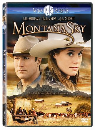 Ashley Williams - Montana Sky DVD Box Art