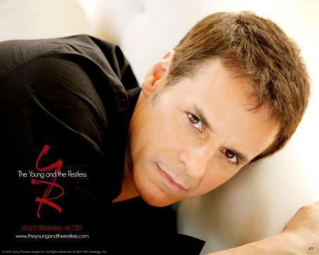 Christian LeBlanc The Young and the Restless (TV Series) Wallpaper