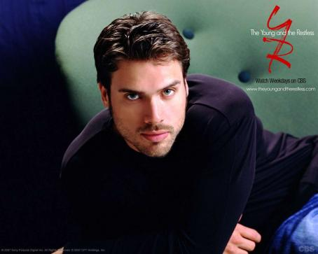 Joshua Morrow The Young and the Restless (TV Series) Wallpaper