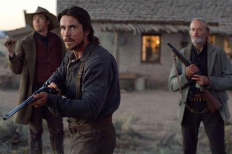 3:10 to Yuma Christian Bale stars as Dan Evans in 3:10 TO YUMA, directed by James Mangold. Photo credit: Richard Foreman