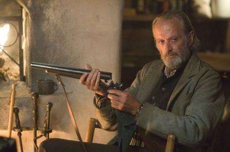Peter Fonda  as Byron McElroy in 3:10 TO YUMA. Photo credit: Richard Foreman / Lionsgate