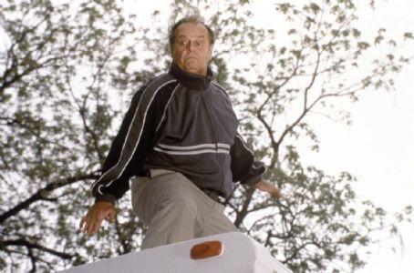About Schmidt Jack Nicholson in New Line's  - 2002