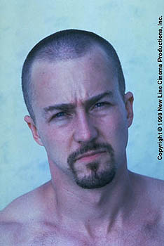American History X Edward Norton in
