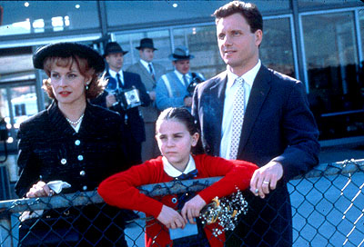 Tony Goldwyn Nastassja Kinski, Mae Whitman and  in Paramount Classics' An American Rhapsody - 2001