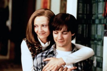 The Ice Storm Joan Allen and Tobey Maguire in  (1997)