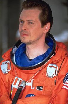 Steve Buscemi  as Rockhound in Touchstone's Armageddon - 1998