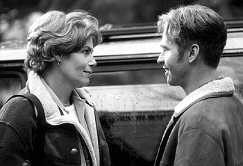 Kelly McGillis  and Val Kilmer in At First Sight