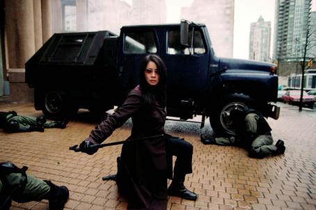 Ballistic: Ecks vs. Sever Lucy Liu in Warner Brothers' Ballistic: Ecks Vs. Sever - 2002