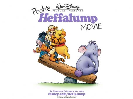 Pooh's Heffalump Movie wallpaper - 2005