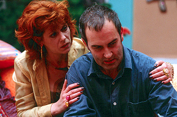 Beautiful People Siobhan Redmond and Gilbert Martin in Trimark's  - 2000