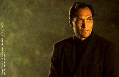 Jimmy Smits  as John Travis in Paramount's Bless The Child - 2000
