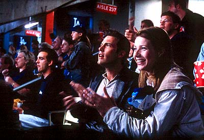 Bounce Ben Affleck and Gwyneth Paltrow in Miramax's  - 2000